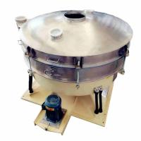 Quality circular tumbler vibration sieve screen machine fine powder screening and separating equipment for sale