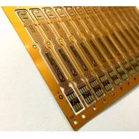 Quality PI Material Flexible Printed Circuit Board Double Sides 2.0oz Copper Thickness for sale