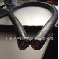 Quality Flexible Drum reeling cable for flexible installation with black jacket for sale