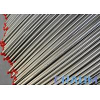 Quality Cold Drawn Welded Nickel Alloy Tube / Pipe With Superior Corrosion Resistance for sale