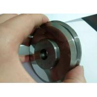 China Mechanical Seals Tungsten Carbide Rings Size Customized With High Impact Toughness on sale