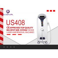 Quality Permanent And Painless Vertical Diode Laser Hair Removal Machine TUV Listed for sale