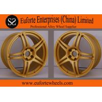 China Bronze Forged Wheels Aluminum 19 inch Silver Finish Alloy Wheels For Automobiles on sale