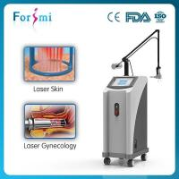 China stable and even laser output USA imported Coherent CO2 Laser Fractional Machine on sale