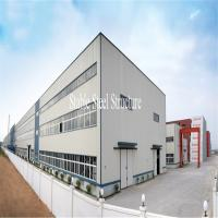 Quality Steel Structure Logistics Warehouse in Uzbekistan with reasonable price for sale
