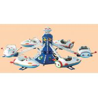 Quality Outdoor Electric Toy Planes for Children in Amusement Park A-11201 for sale
