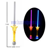 China Yellow Deer Star Wars Laser Sword Toy ABS  Handle For Birthday Parties on sale