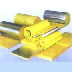 Fiberglass wool pipe thermal insualtion material