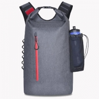 Buy cheap New Trendy Products Black, Gray Drifting Waterproof Bucket Bag from wholesalers