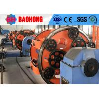 Quality Riliable Planetary Stranding Machine With Anti Twist Device Low Noise for sale