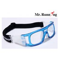 China Prescription Basketball Glasses , Fashionable Anti-Fog Sporting Goggles on sale
