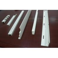China Anti Corrosion FRP Fiberglass , FRP Square Tube For Electrical Plastic Connector on sale