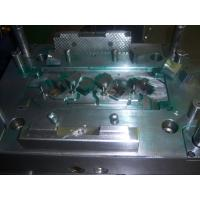 Quality 12 Sliders Flap Lever Multi Cavity Mold , DME Custom Injection Mould for sale