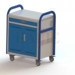 Quality tablet charging cart HJ-CM16 for sale