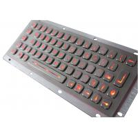 Buy cheap Stainless Steel Backlit USB Keyboard from wholesalers