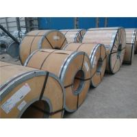 China Zinc Coated Galvanized Steel Coils 1mm JIS G3302 / ASTM A653 EN on sale