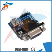 Quality MAX232 RS232 Serial to TTL Converter Board  module for Arduino for sale