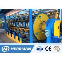 High Potency Cable Stranding Machine HS Code 8479400000 Fatigue Resistant