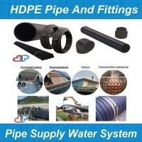 Quality pe hd rohr/pe gas pipe/hdpe pipe/hdpe rohr/poly pipe/tubo pead/hdpe pipe sizes for sale