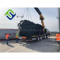 Quality Boat Pneumatic Rubber Fender for ship to quay for sale