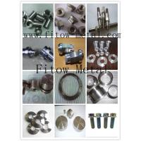 Quality Uns R56400 W.nr 3.7165 Grade 5 Precision custom Grade 5 Ti parts with your drawing for sale