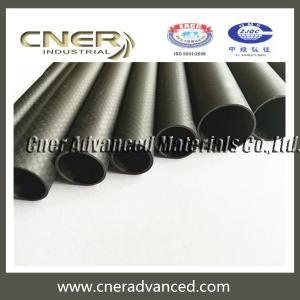 China Carbon fiber tube, OD 20mm carbon fibre rod, carbon fiber pole, matte and glossy finish on sale