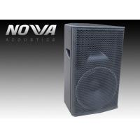China RCF Style Passive Full Range Loudspeaker For Nightclub / Conferences on sale