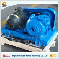 Quality heavy duty metal liner horizontal slurry pump for sale