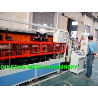 Quality 300KG/HR Corrugated Sheet Making Machine For UPVC PVC Banboo Roofing Tile for sale