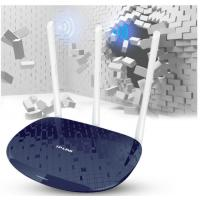 TP-LINK optical fiber wireless router WR886N 450Mbps WIFI of