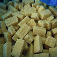 Buy cheap Wholesale Prices Premium Quality IQF Frozen Food, IQF Frozen Ginger Puree / Cube from wholesalers
