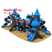 Quality Unique Design Children ' S Playground Equipment Outside High Durability for sale