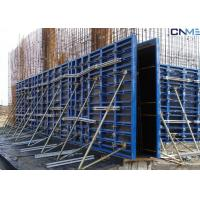 Steel Concrete Wall Formwork With Adjustable Clamp for