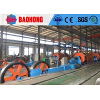 Quality Fully Auto Rigid Stranding Machine , Electric Wire Manufacturing Machine for sale