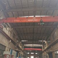Quality 20T 25T Mobile Electric Overhead Travelling Crane , Single Overhead Crane for sale