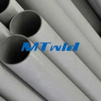 Quality Pickled Surface ASTM A249 Stainless Steel Welded Tube For Chemical for sale