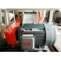 Quality Plastic Pipe Cutter Milling Machine 37KW Steel Blade With Suction Device for sale
