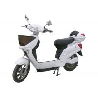 Pedal assisted electric moped scooter for adults , 110