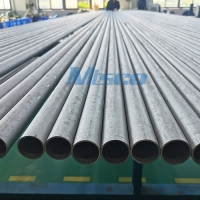 Quality 31.8mm Cold Rolled Nickel Alloy Straight U Bend Tube Corrosion Resistance for sale