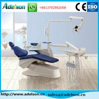 Buy cheap CE marked beige color dentistry assistant dental chair unit price for sale from wholesalers