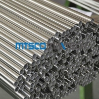 Quality ASTM A249 TP316 TP316L Bright Annealing Stainless Steel Welded Tube for sale