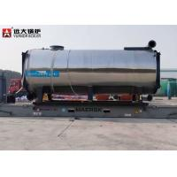 Buy cheap 3500Kw Thermal Oil Heater Boiler Thermic Fluid Oil For Plywood Production from wholesalers