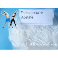 Buy cheap 99% Purity White Crystalline Powder Testosterone Acetate For Muscle Gain from wholesalers