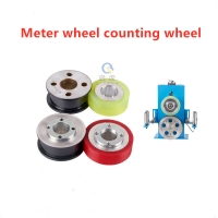 China Wire Meter Counter Wheels 6201 Counting Accessories For Wire And Cable Extrude on sale
