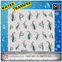 Quality DIY water transfer Printing Water Nail Stickers, creative finger nail art Decals for sale
