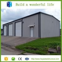 China Prefabricated steel structure fabrication products online wholesale shop on sale