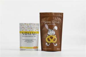 China Food Grade Chips Cookies VMPET Plastic Pouches Packaging on sale