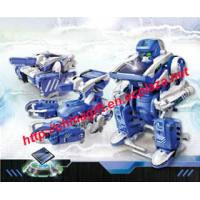 China T3 solar powered transforming robot on sale