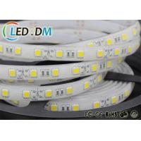 China 14.4W/M High CRI LED Strip Lights SMD 5050 Type For Indoor / Outdoor Lighting on sale
