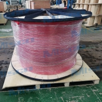 """Quality 3/8"""" Welded Control Stainless Steel Coiled Tubing 15000psi With Hydraulic Flat Pack for sale"""